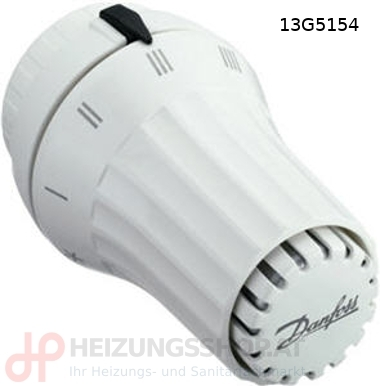 Danfoss Thermostatkopf Schnapp 13G5154